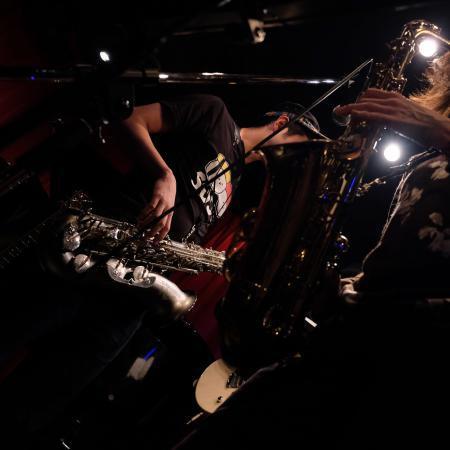 東京倶楽部目黒店「ジャズ、ポップス、ロック、ファンクなんでも」 @ 東京倶楽部目黒店